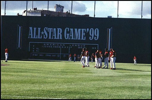 1999 MLB All-Star Game